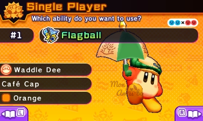 Chapeau Waddle Dee apparence
