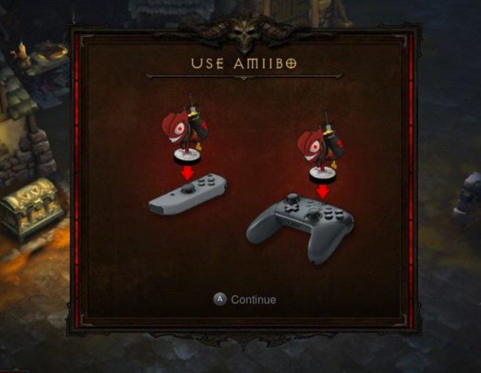 Preview amiibo Gobelin trésor