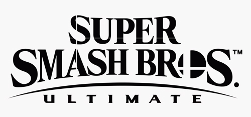 Logo Super Smash Bros Ultimate
