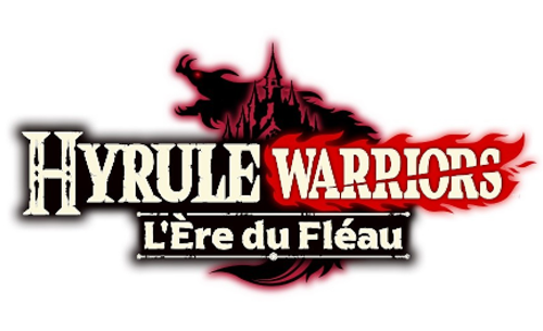 Logo du jeu Hyrule Warriors : l