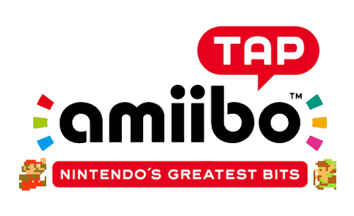 Logo du jeu Amiibo Touch & Play: Nintendo Classics Highlights