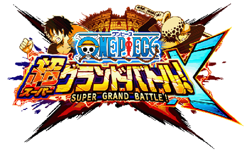 Logo du jeu One Piece : Super Grand Battle ! X
