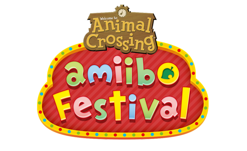 Logo du jeu Animal Crossing amiibo Festival