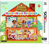 Jaquette du jeu Animal Crossing: Happy Home Designer