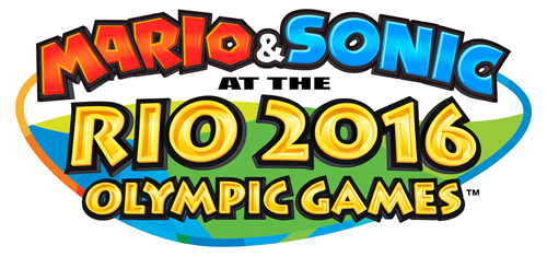 Logo du jeu Mario & Sonic at the Rio 2016 Olympic Games