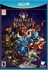 Jaquette du jeu Shovel Knight version Wii U