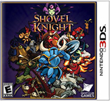 Jaquette du jeu Shovel Knight version 3DS