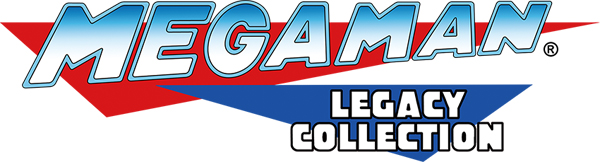 Logo du jeu Mega Man Legacy Collection