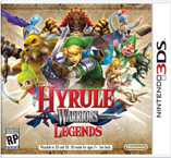 Jaquette du jeu Hyrule Warriors : Legends