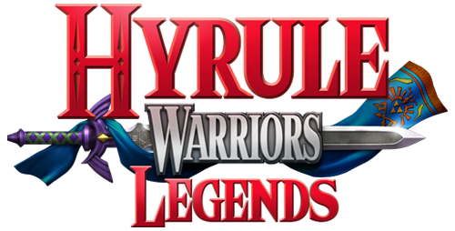 Logo du jeu Hyrule Warriors : Legends