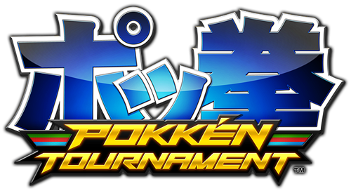 Logo du jeu Pokkén Tournament