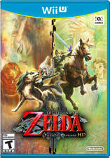 Jaquette du jeu The Legend of Zelda Twilight Princess HD