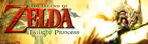 Zelda Twilight Princess, site officiel