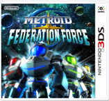 Jaquette du jeu Metroid prime Federation Force