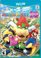 Jaquette du jeu Mario Party 10