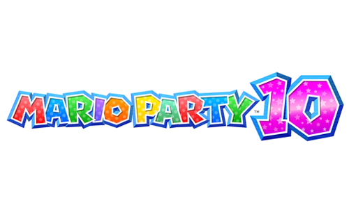 Logo du jeu Mario Party 10