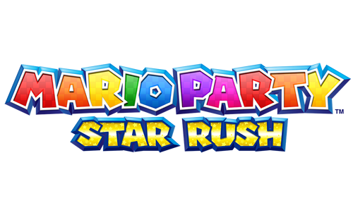 Logo du jeu Mario Party Star Rush