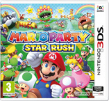 Jaquette du jeu Mario Party Star Rush