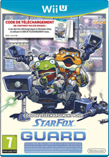 Jaquette du jeu Star Fox Guard