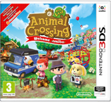 Jaquette du jeu Animal Crossing New Leaf - Welcome amiibo
