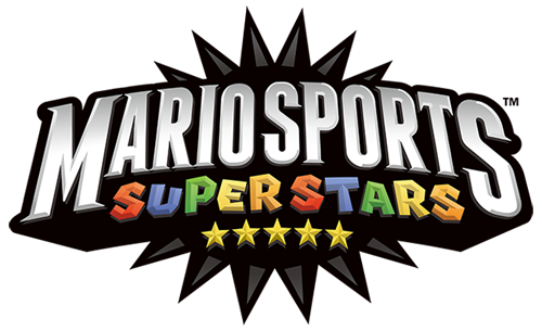 Logo du jeu Mario Sports Superstars