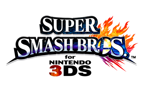 Logo du jeu Super Smash Bros 3DS