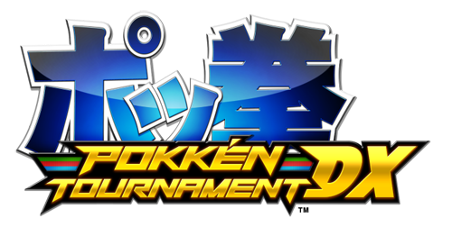 Logo du jeu Pokken Tournament Deluxe