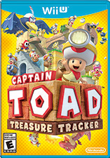 Jaquette du jeu Captain Toad Treasure Tracker