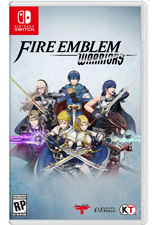 Jaquette du jeu Fire Emblem Warriors