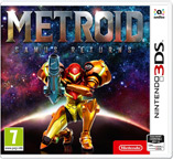 Jaquette du jeu Metroid: Samus Return