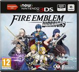 Jaquette du jeu Fire Emblem Warriors - 3DS