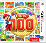 Jaquette du jeu Mario Party : The Top 100