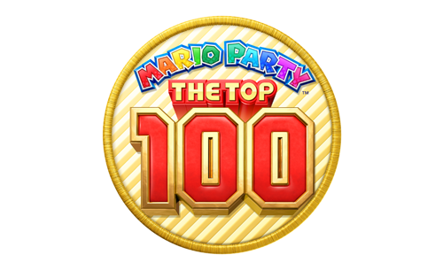 Logo du jeu Mario Party : The Top 100