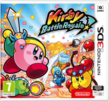 Jaquette du jeu Kirby Battle Royale