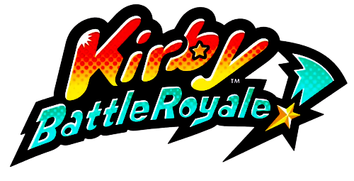 Logo du jeu Kirby Battle Royale