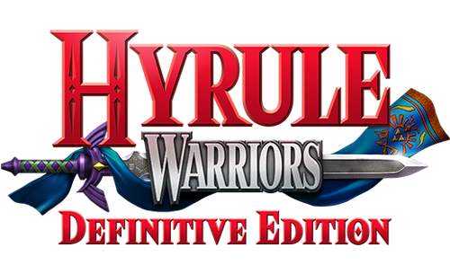 Logo du jeu Hyrule Warriors : Definitive Edition