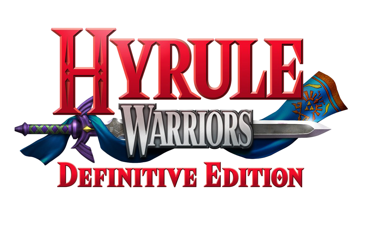 Logo hd Hyrule Warriors Definitive Edition