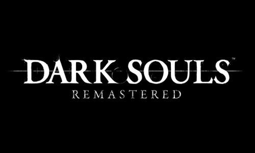 Logo du jeu Dark Souls Remastered