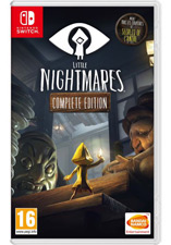 Jaquette du jeu Little Nightmares: Complete Edition