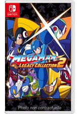Jaquette du jeu Mega Man Legacy Collection 2