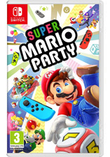Jaquette du jeu Super Mario Party