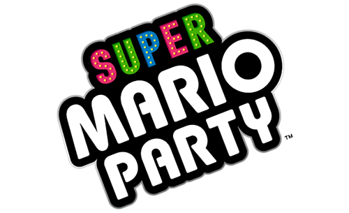 Logo du jeu Super Mario Party
