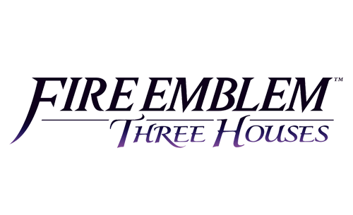 Logo du jeu Fire Emblem: Three Houses